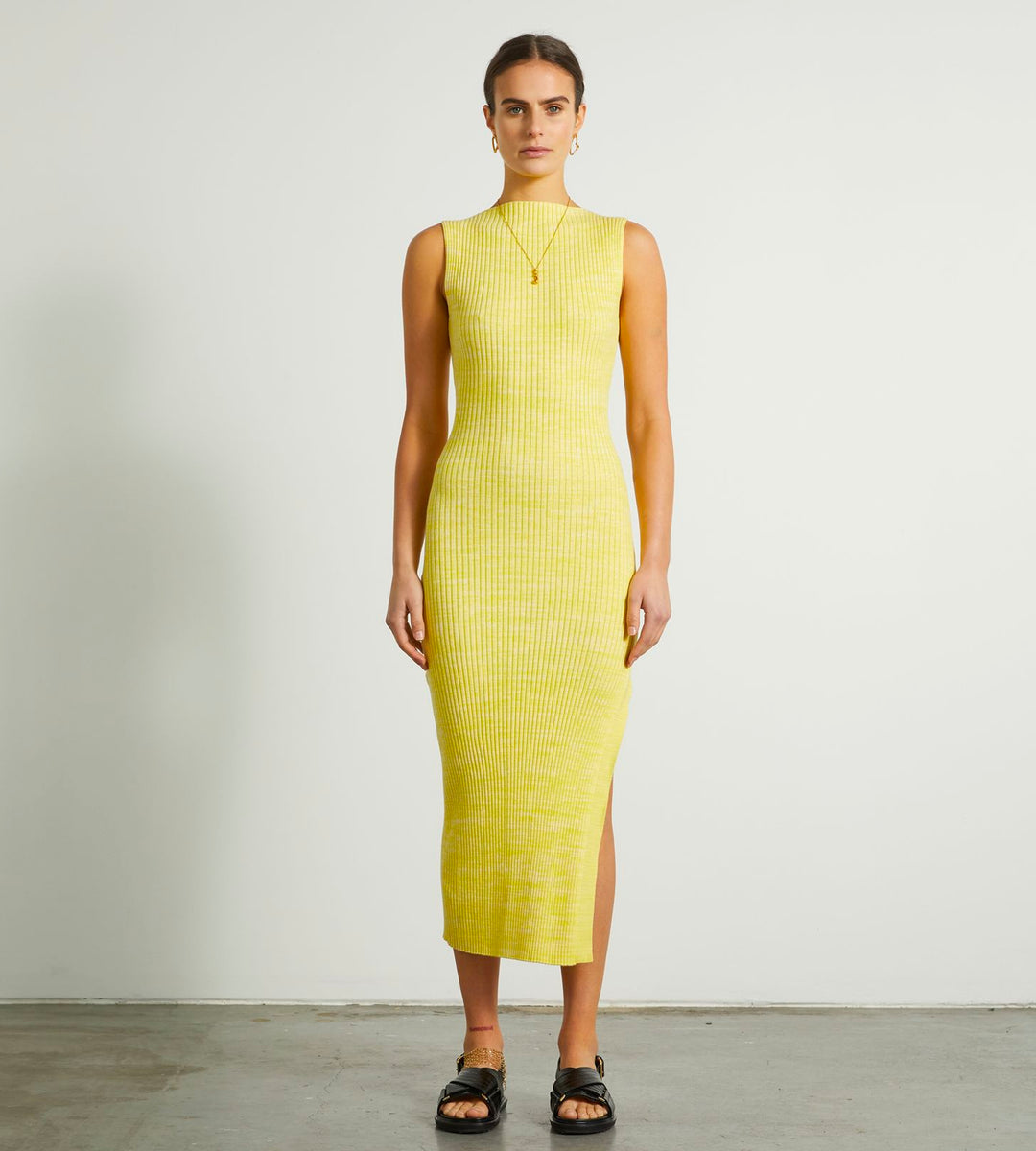 Anna Quan | Aleka Dress | Limoncello