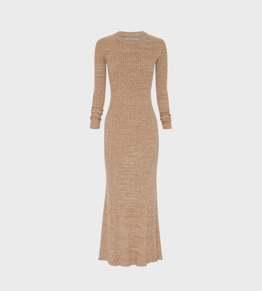 Anna Quan | Talia Dress | Maple
