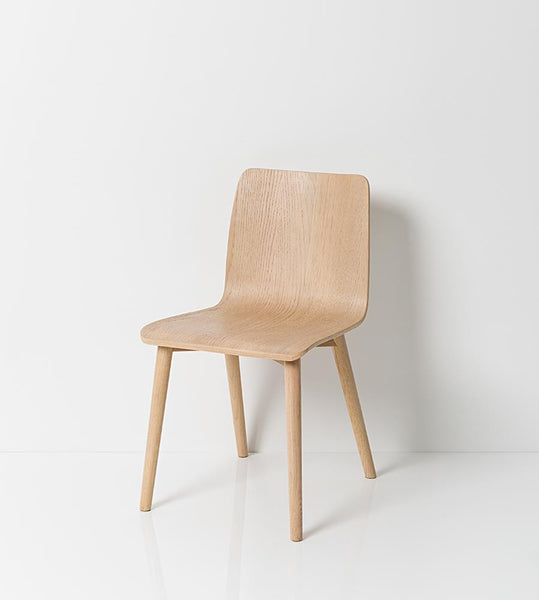 Archer Dining Chair Natural Oak