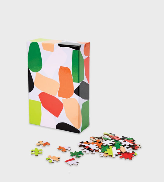 Areaware | Dusen Dusen Pattern Puzzle | Stack