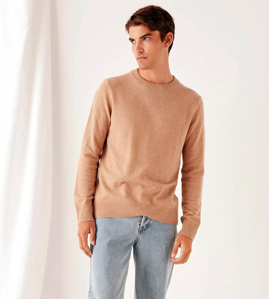 Assembly Label | Men's Anders Knit | Taupe