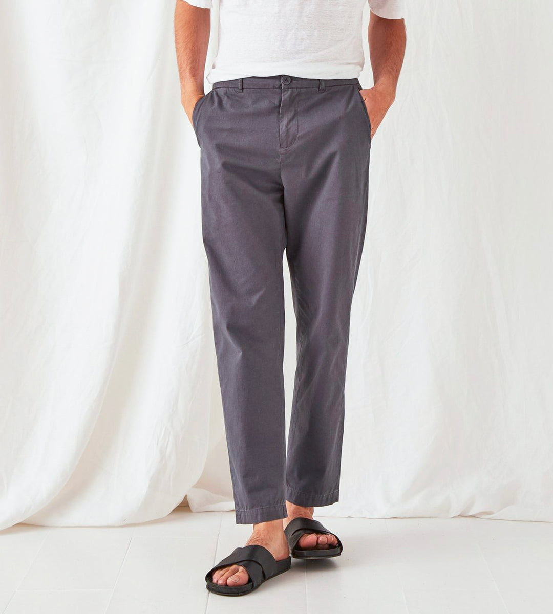 Assembly Label | Men's Chino Pant | Charcoal
