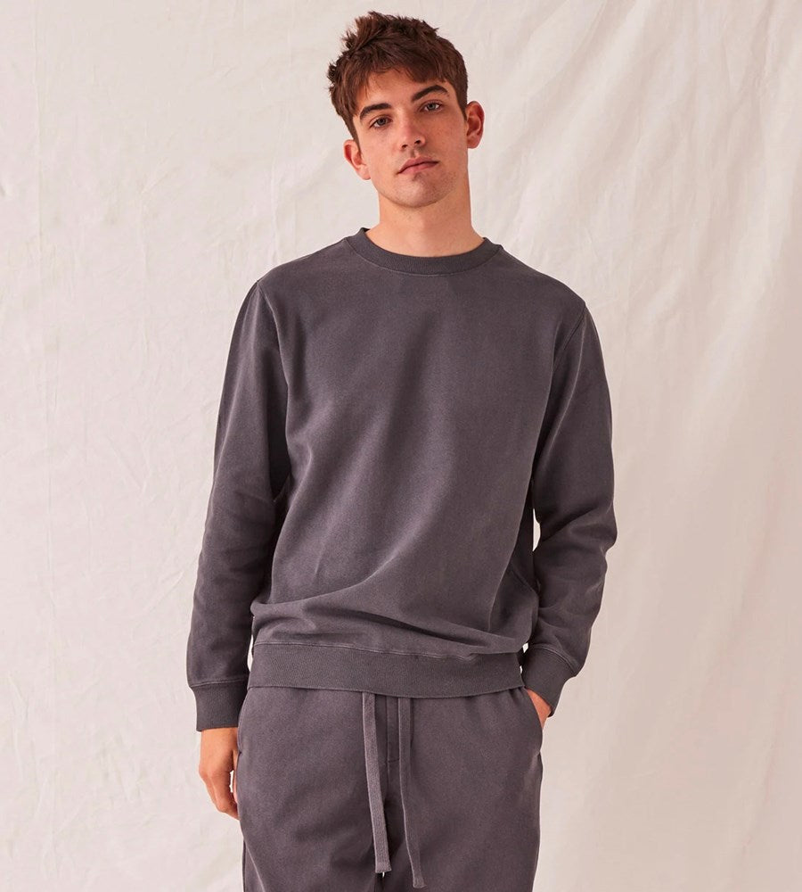 Assembly Label | Men's Reeve Lounge Sweat | Charcoal