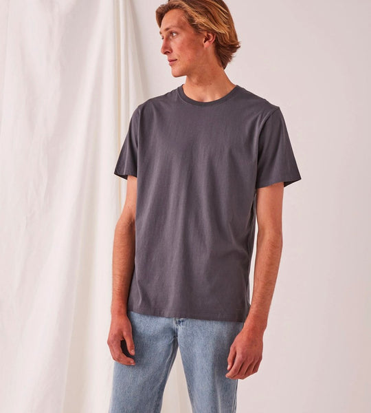 Assembly Label | Men's Standard Tee | Charcoal