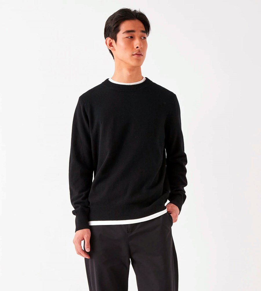 Assembly Label | Men's Anders Knit | Black
