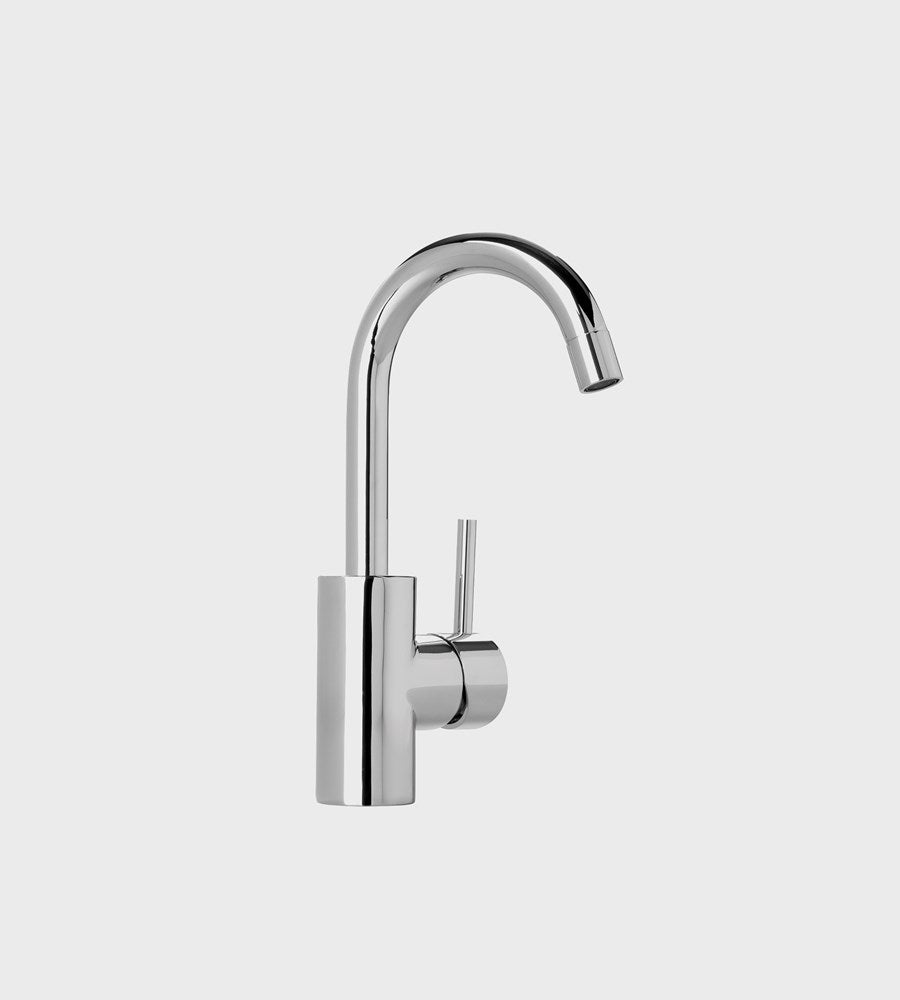 Astra Walker | Icon Gooseneck Sink Mixer with Swivel Spout