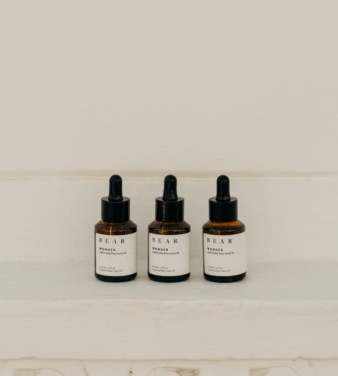 Bear | Wonder | Essential Daily Face Oil