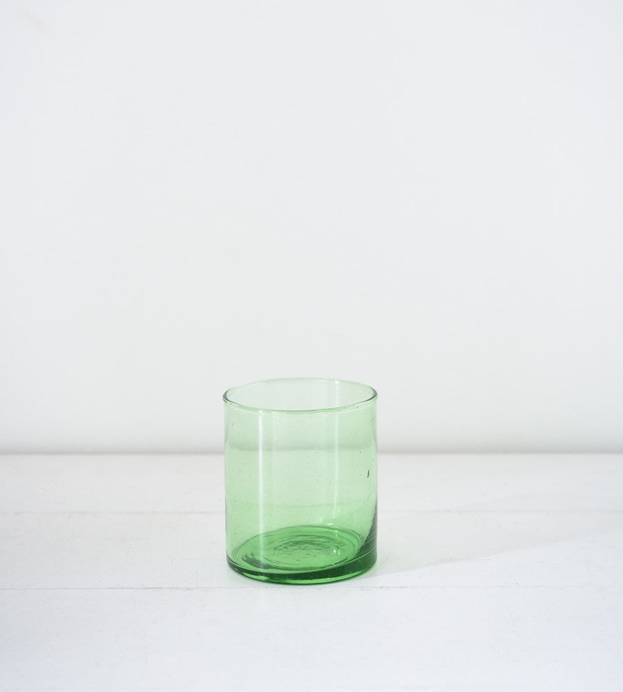 Beldi Grande Glass | Green