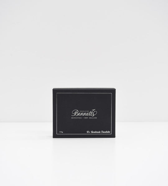 Bennetts of Mangawhai Chocolate Collection Box of 12