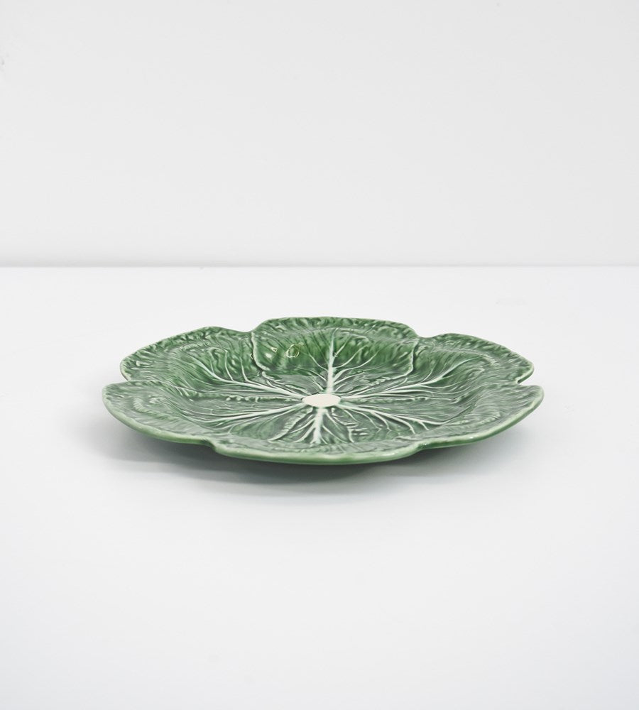 Bordallo Pinheiro | Cabbage Charger Plate