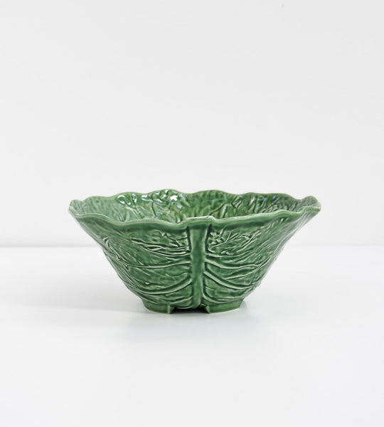 Bordallo Pinheiro | Cabbage Deep Salad Bowl