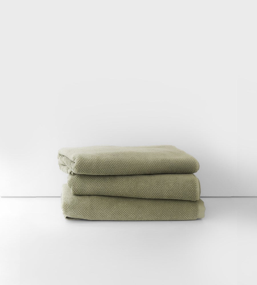Christy | Brixton Towels | Khaki