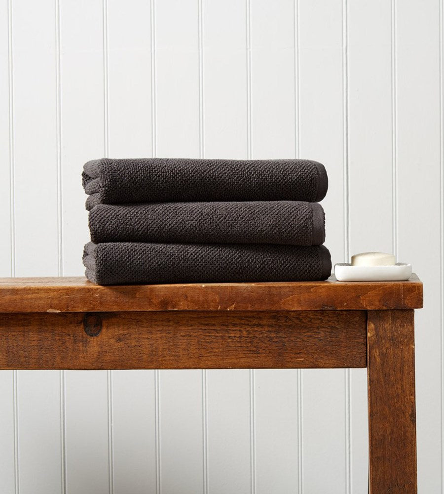 Brixton Towels Licorice