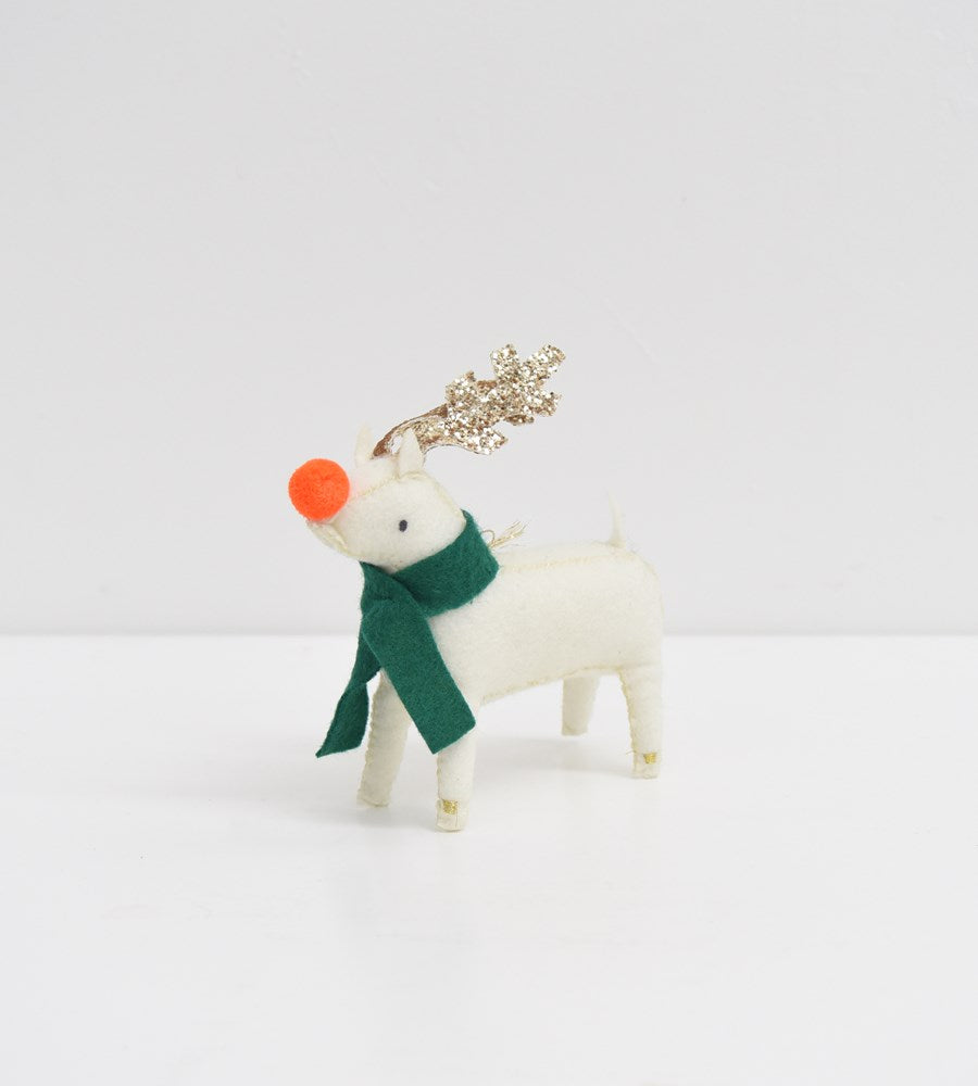 Christmas Decoration | Reindeer Felt