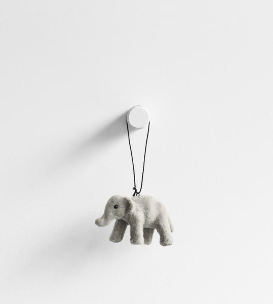 Christmas Decoration | Hanging Baby Elephant