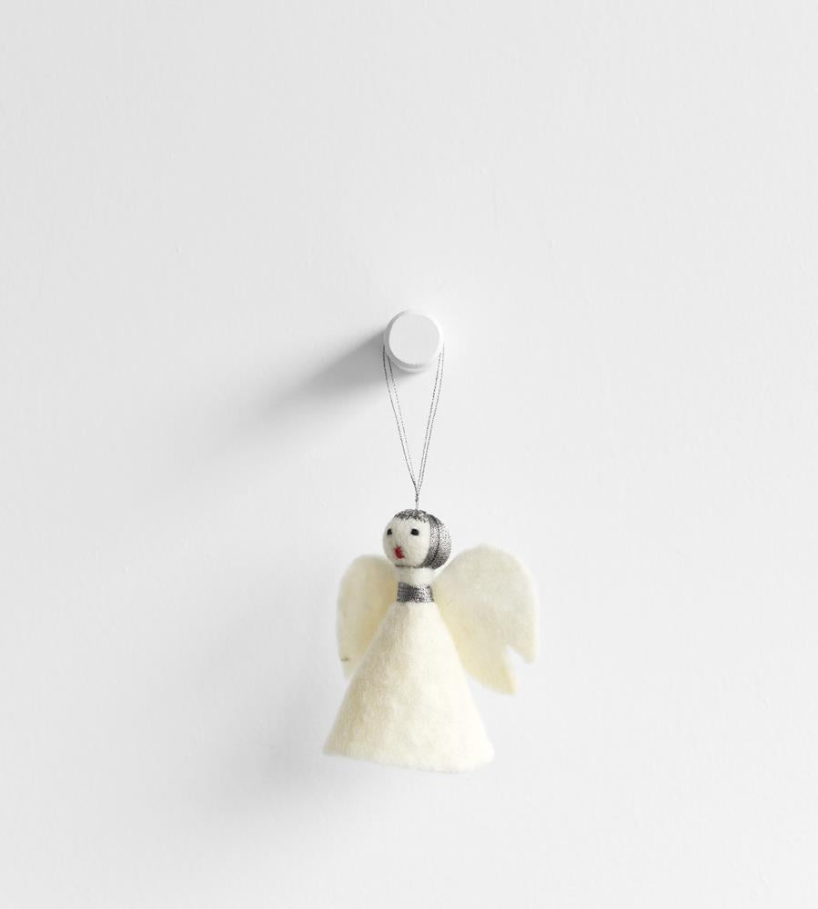 Christmas Decoration | Hanging Felt Angel