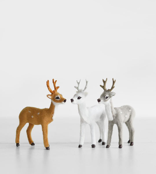 Christmas Decoration | Reindeer Miniature
