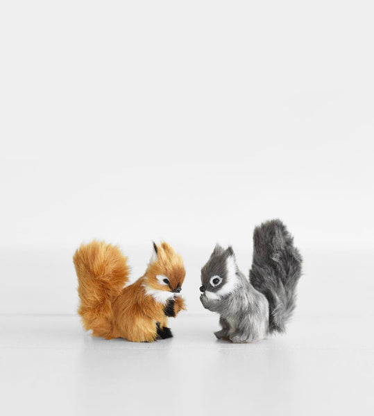 Figurine Squirrel Miniature