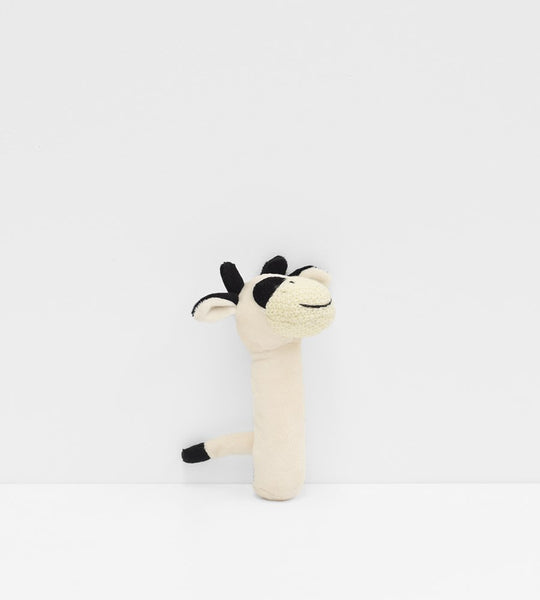 Coco the Cow Rattle