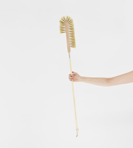 Cornice & Cupboard Horse Hair Brush | Light
