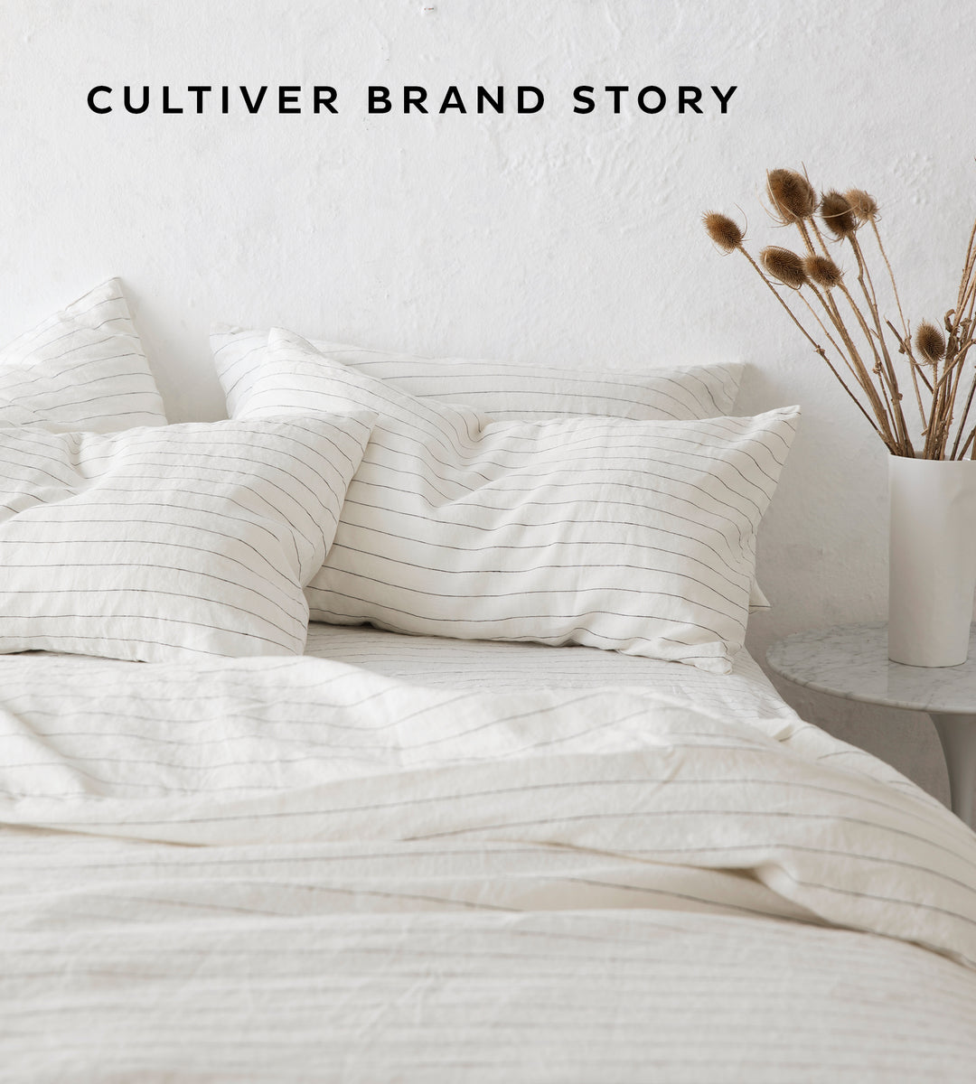 Cultiver Brand Story