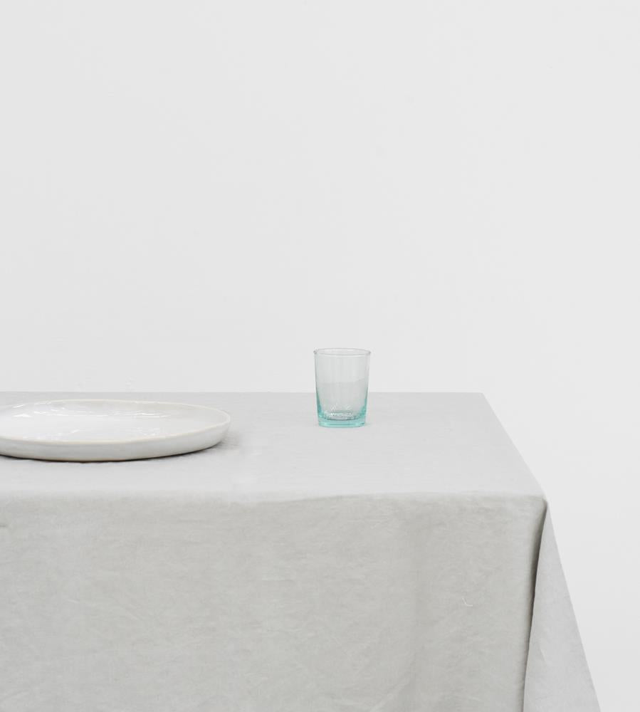 Cultiver | Linen Table Cloth | Smoke Grey