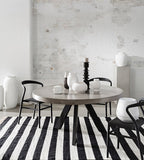 Dakota Cotton Stripe Rug