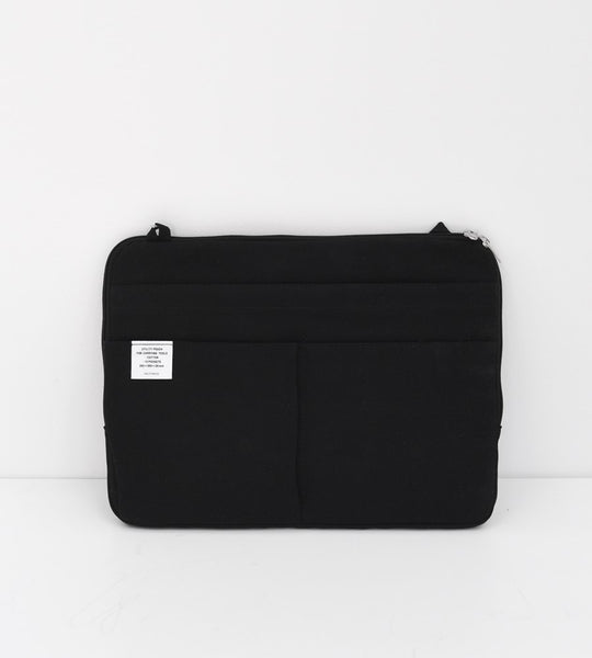 Delfonics | Inner Carry Bag A4 | Black