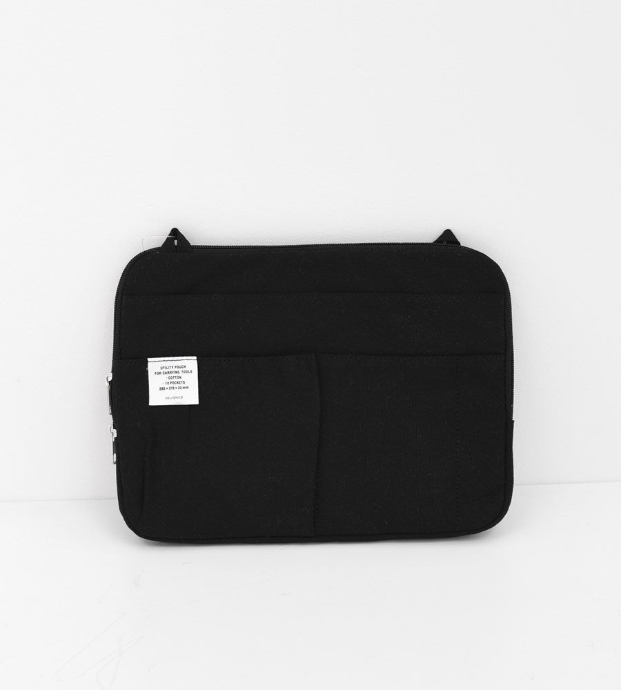 Delfonics | Inner Carry Bag B5 | Black