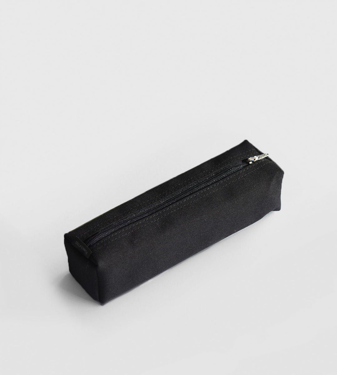 Delfonics | Marek Canvas Box Pencil Case | Black