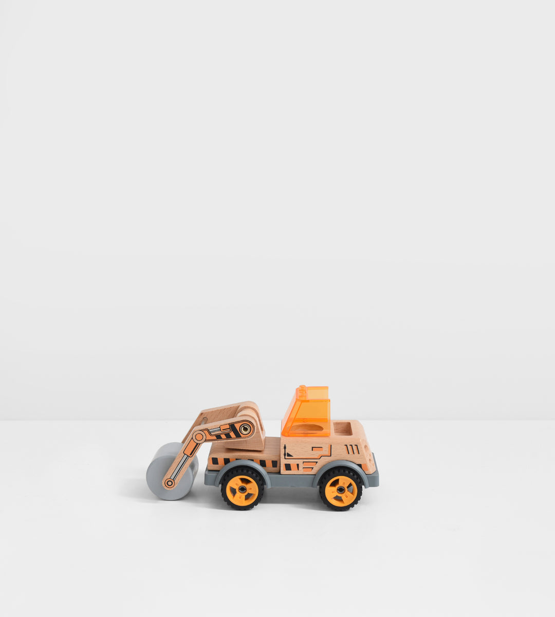 Discoveroo | Build a Road Roller