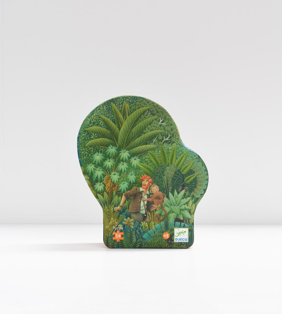 Djeco In the Jungle Puzzle 54 Pieces