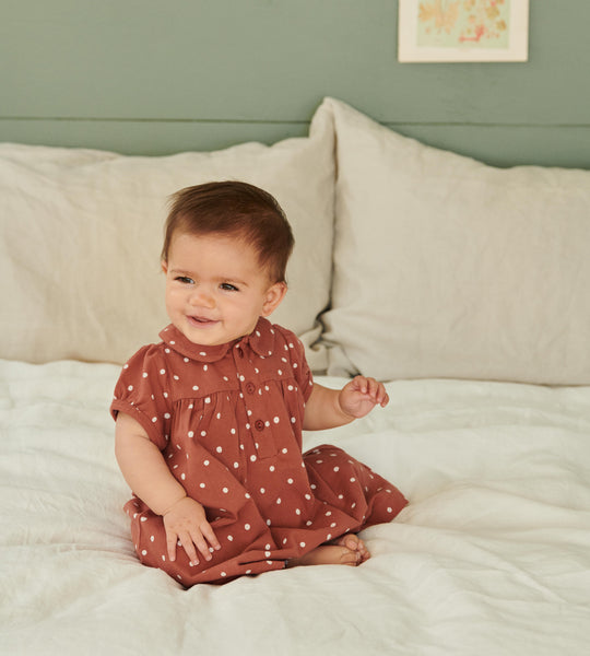 Nature Baby | Jeanne Dress | Dottie Print