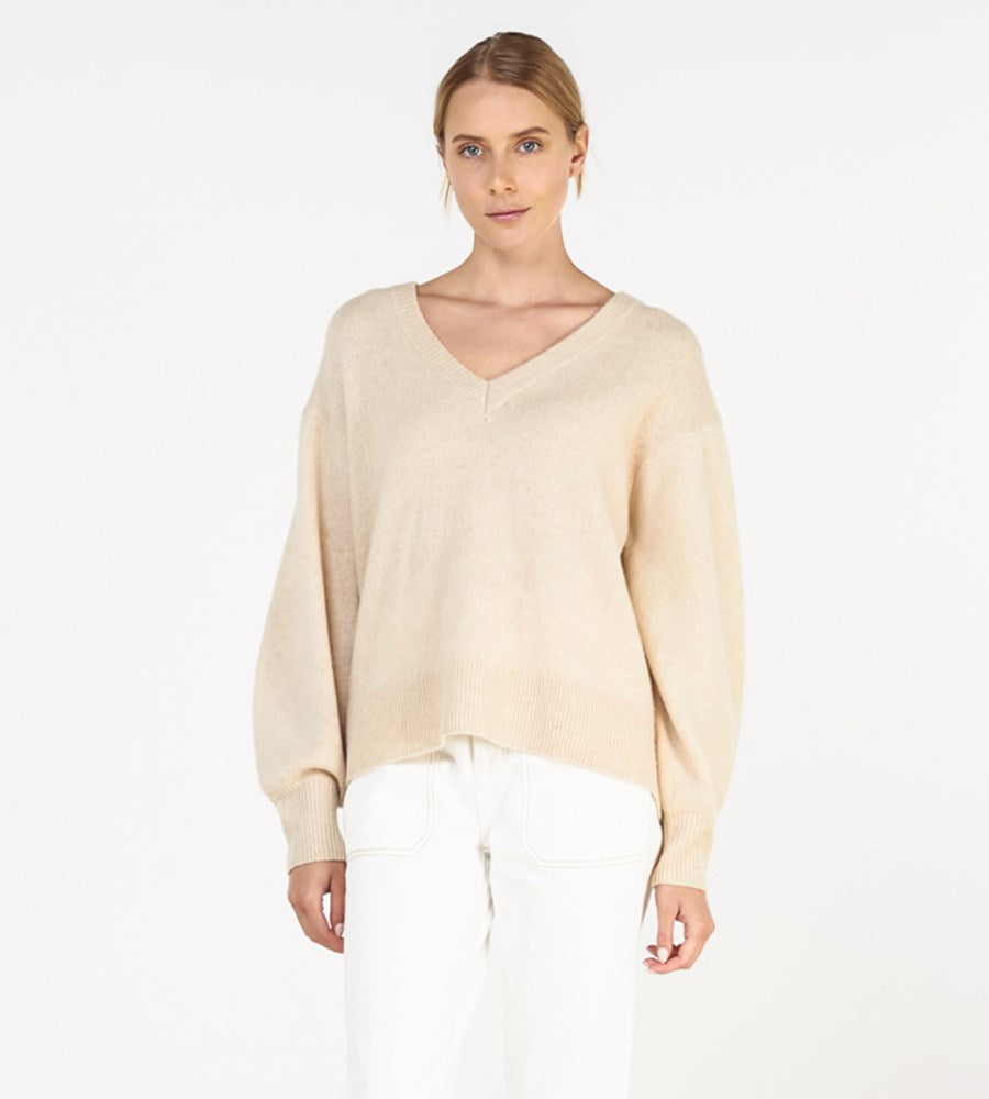 Elka Collective | Austria Knit | Oatmarle