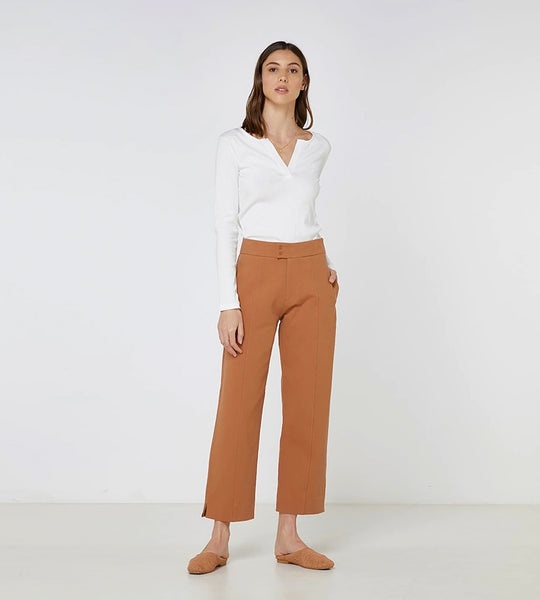 Elka Collective Billie Pant Amber
