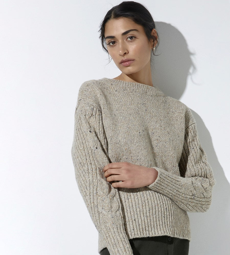 Elka Collective | Freedom Knit | Oatmarle