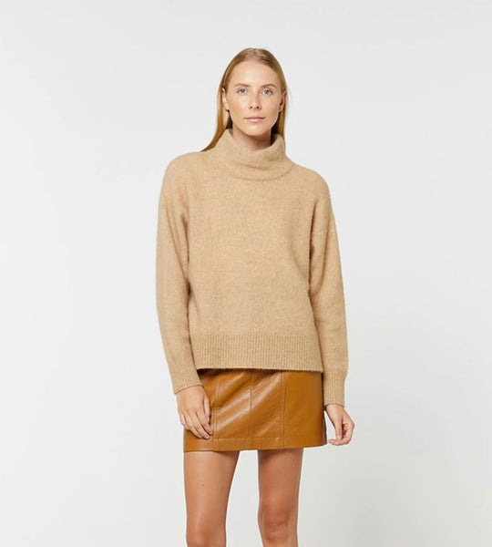 Elka Collective | Hadley Knit | Almond