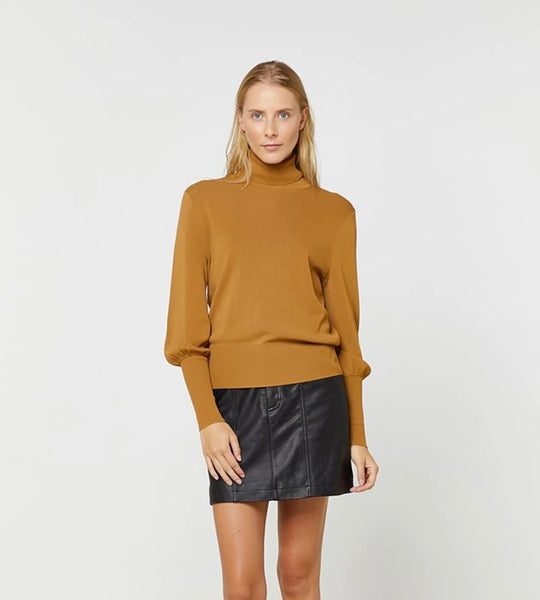 Elka Collective | Jacy Knit | Ochre