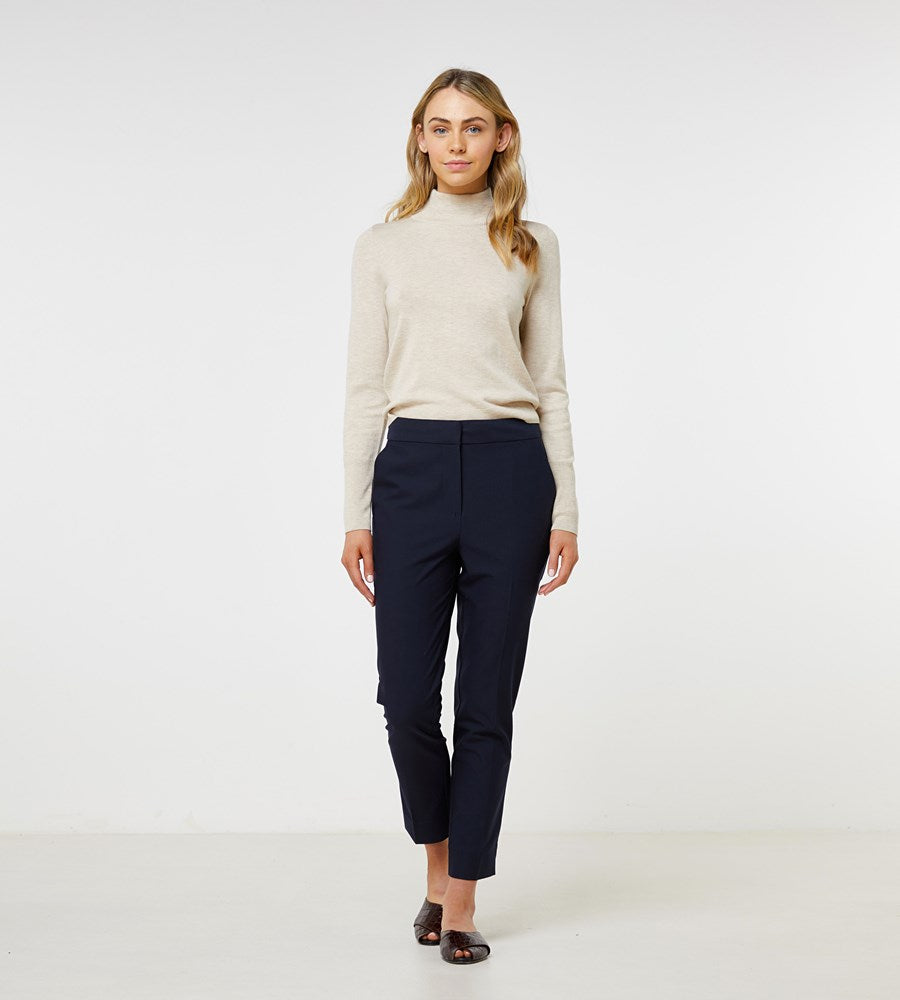 Elka Collective | Lauretta Pant | Navy