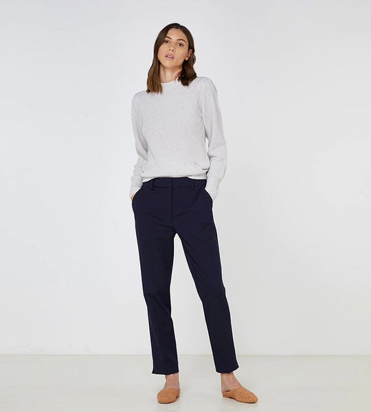 Elka Collective Liana Pant Navy