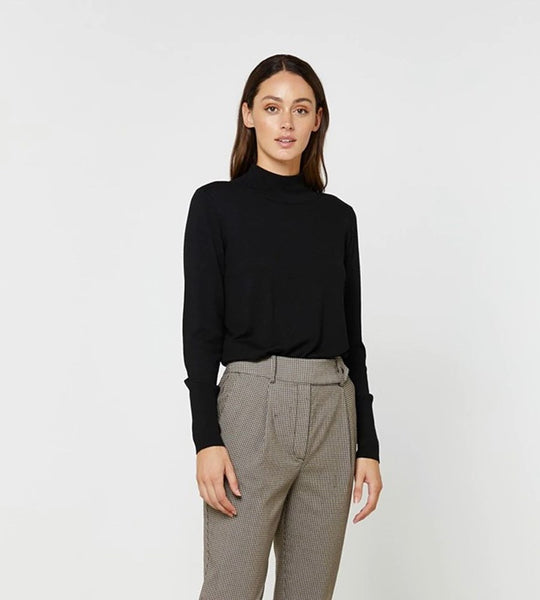 Elka Collective | Livinia Knit | Black