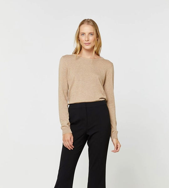 Elka Collective | Lupita Knit | Cappuccino