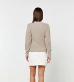 Elka Collective | Maple Knit | Stone