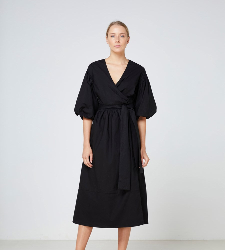 Elka Collective | Medina Dress | Black