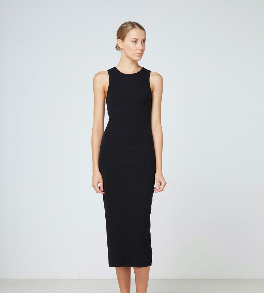 Elka Collective | Nola Dress | Black
