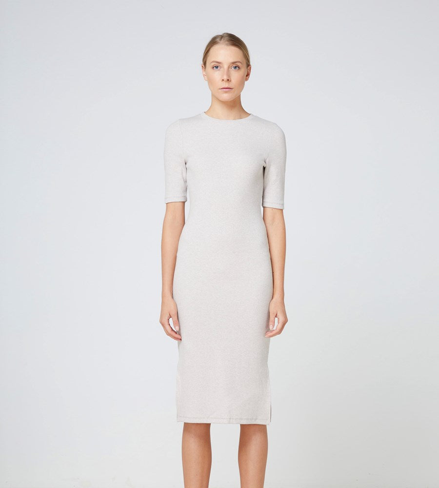 Elka Collective | Ortona Dress | Oatmarle