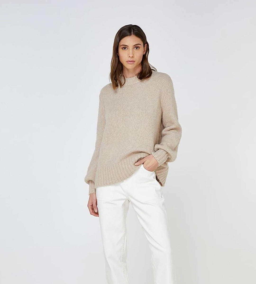 Elka Collective | Rafa Knit | Oat