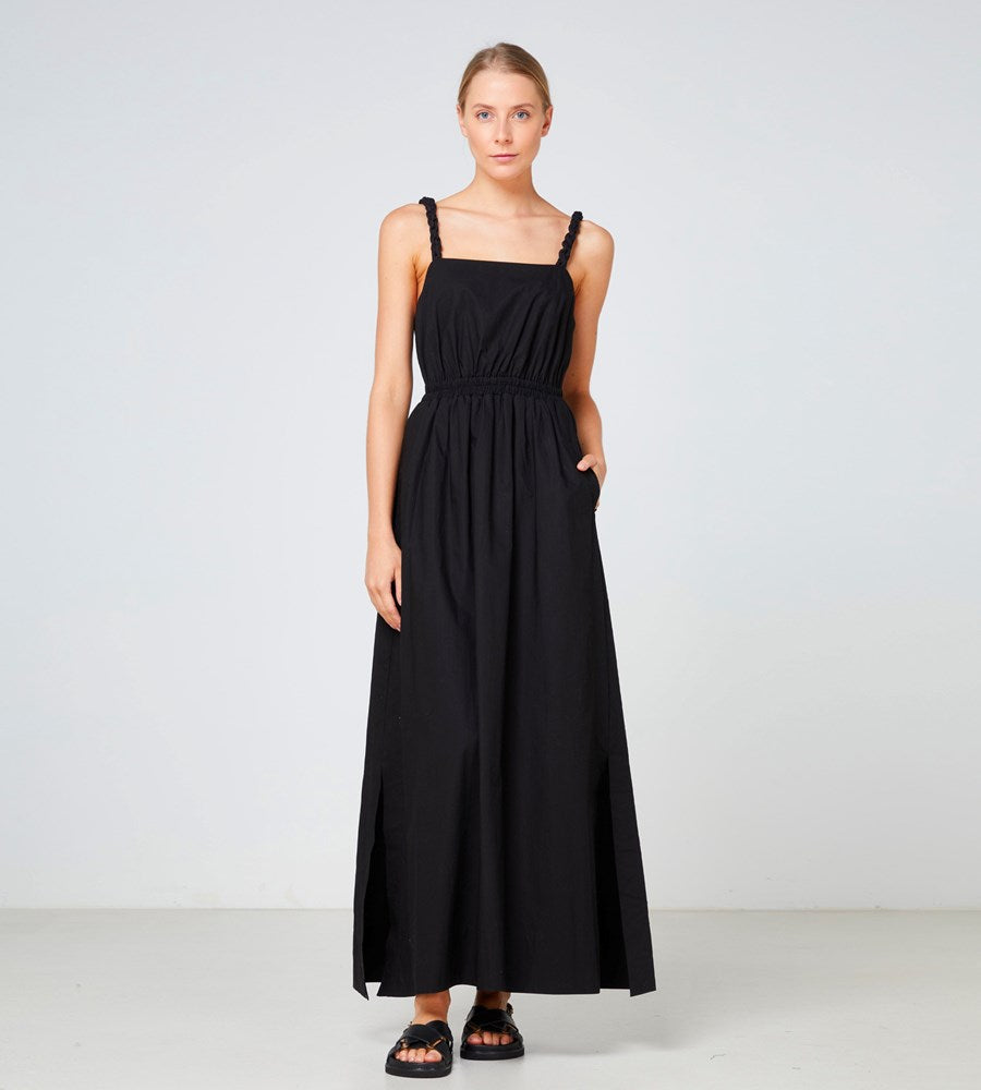 Elka Collective | Sorano Dress | Black