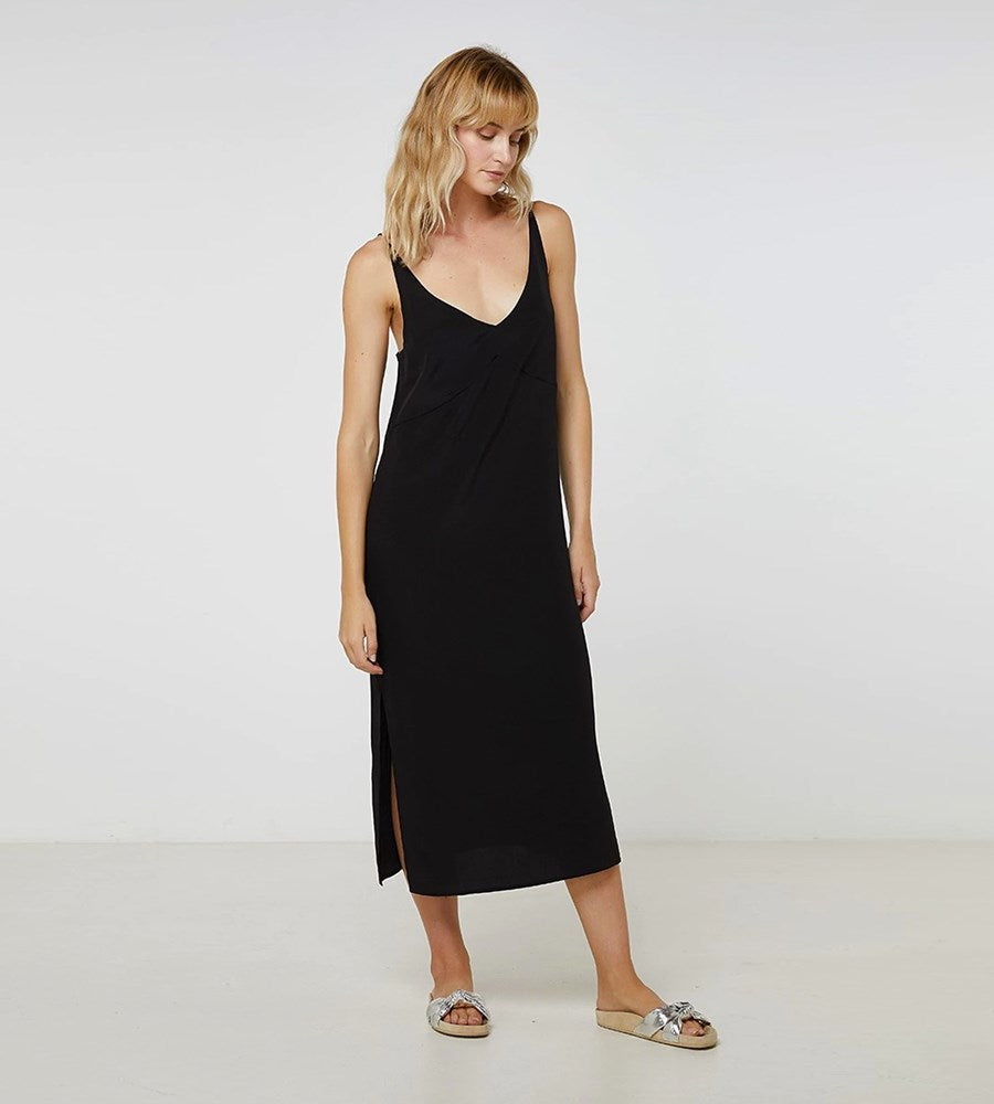 Elka Collective | Suki Dress | Black