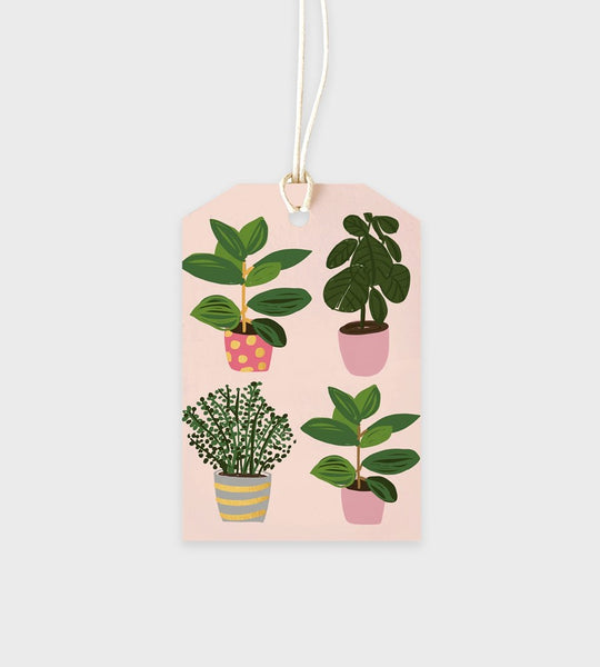 Elm Paper | Plants Gift Tag
